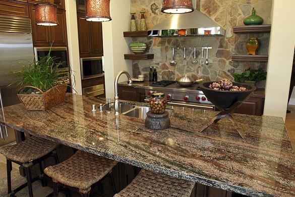 Creative Countertops U0026 More Granite Kitchen 6