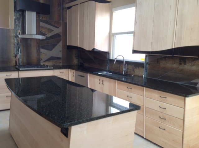 Engineered Stone kitchen 2