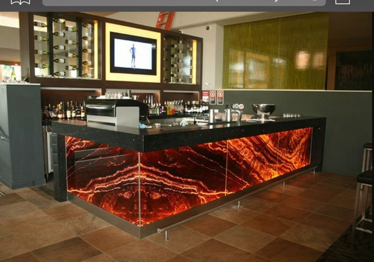 Creative_Countertops_&_More_Commercial_Bar_Remodel_Designer_Stone_Panel